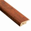 "0.5"" x 1.25"" Laminate Carpet Reducer in Brazilian Hickory"
