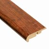 "0.44"" x 2.25"" Laminate Stair Nose Molding in Sonoma Cherry"