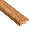"0.5"" x 1.25"" Laminate Pecan Carpet Reducer in Natural"
