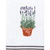 <strong>Piquettuch Lavendel aus Baumwolle</strong> von Kracht