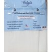"Colgate Dust Ruffle Protector 0.375"" Crib Mattress"