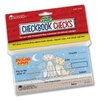 <strong>Checkbook Checks</strong> by Learning Resources