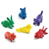 Learning Resources Pet Counters 72 Piece Set