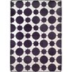 17 Magazine Rugs Flirty Dark Navy Kids Rug