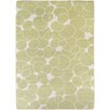 17 Magazine Rugs Flirty Lime Kids Rug