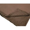 Shavel Home Products Micro Flannel® Sherpa Reversible Blanket