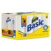 Proctor & Gamble Bounty Basic Paper Towels - 103 Sheets per Roll / 12 Rolls