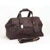 "<strong>Claire Chase</strong> Vintage 15"" Leather Carry-On Duffel"
