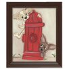 Doodlefish Dogs Frame Art
