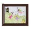 Doodlefish Fairies Princess Picnic Giclee Framed Art