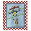 <strong>Doodlefish</strong> Air Show Wing Walker Giclee Canvas Art