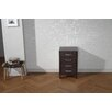"Virtu Dior 18"" Modern Side Cabinet"