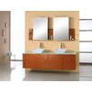 "Virtu Clarissa 72"" Double Sink Bathroom Vanity Set"
