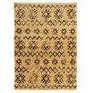 Linon Rugs Moroccan Mekenes Camel/Brown Rug