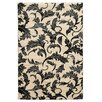 Linon Rugs Elegance Forest Grey Area Rug