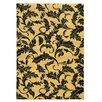 <strong>Elegance Forest Green Rug</strong> by Linon Rugs