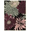 <strong>Linon Rugs</strong> Trio Black Rug