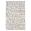 <strong>Linon Rugs</strong> Verginia Berber Natural/Black Rug