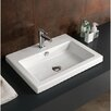 "Iotti by Nameeks Fitted 24"" Ceramic Vanity Top"