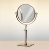 <strong>Windisch by Nameeks</strong> Free Standing 5X Magnifying Mirror with Optical Grade Glass