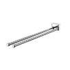 "BloQ 16.27"" Towel Bar in Chrome"