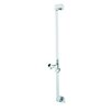Geesa by Nameeks Standard Hotel Shower Rail in Chrome