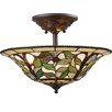 Latham Semi Flush Mount