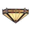 <strong>Filigree 2 Light Wall Sconce</strong> by Landmark Lighting
