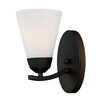 <strong>Tempest 1 Light Wall Sconce</strong> by Landmark Lighting