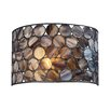 Landmark Lighting Capiza 2 Light Wall Sconce