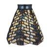 """<strong>Landmark Lighting</strong> 5.25"""" Mix-N-Match Glass Bell Pendant Shade"""