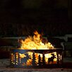 P & D Metal Works Moose Fire Ring