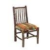 Fireside Lodge Hickory Spoke Back Side Chair (Set of 2)