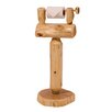 Fireside Lodge Traditional Cedar Log Free Standing Toilet Paper Holder