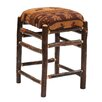 "Fireside Lodge Hickory 30"" Bar Stool (Set of 2)"