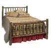 <strong>Fireside Lodge</strong> Hickory Log Slat Bed