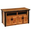 "Fireside Lodge Hickory 55"" TV Stand"