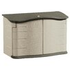 Rubbermaid 4 Ft. W x 2 Ft. D Storage Shed