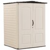 Rubbermaid 4.33 ft. W x 4 ft. D Storage Shed