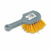 <strong>Commercial Long Handle Scrub, 8 Plastic Handle</strong> by Rubbermaid