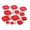 Rubbermaid 24 Piece Food Storage Container Set