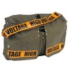 High Voltage Lap Top Bag in Orange