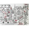 Modern-twist Kids New York Placemat