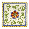 "<strong>Certified International</strong> Amalfi 14.5"" Square Platter"