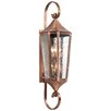 Kichler Rochdale 6 Light Outdoor Wall Sconce