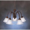 <strong>Hastings Indoor 5 Light Chandelier</strong> by Kichler