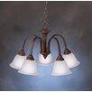 Kichler Hastings Indoor 5 Light Chandelier
