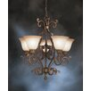 <strong>Larissa 5 Light Chandelier</strong> by Kichler