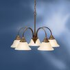 <strong>Kichler</strong> Telford 5 Light Chandelier
