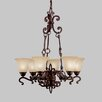 <strong>Wilton 6 Light Chandelier</strong> by Kichler